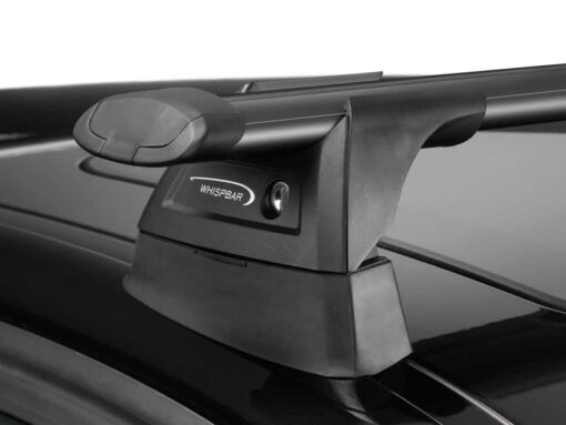 S15W WHISPBAR Black Through /1090mm