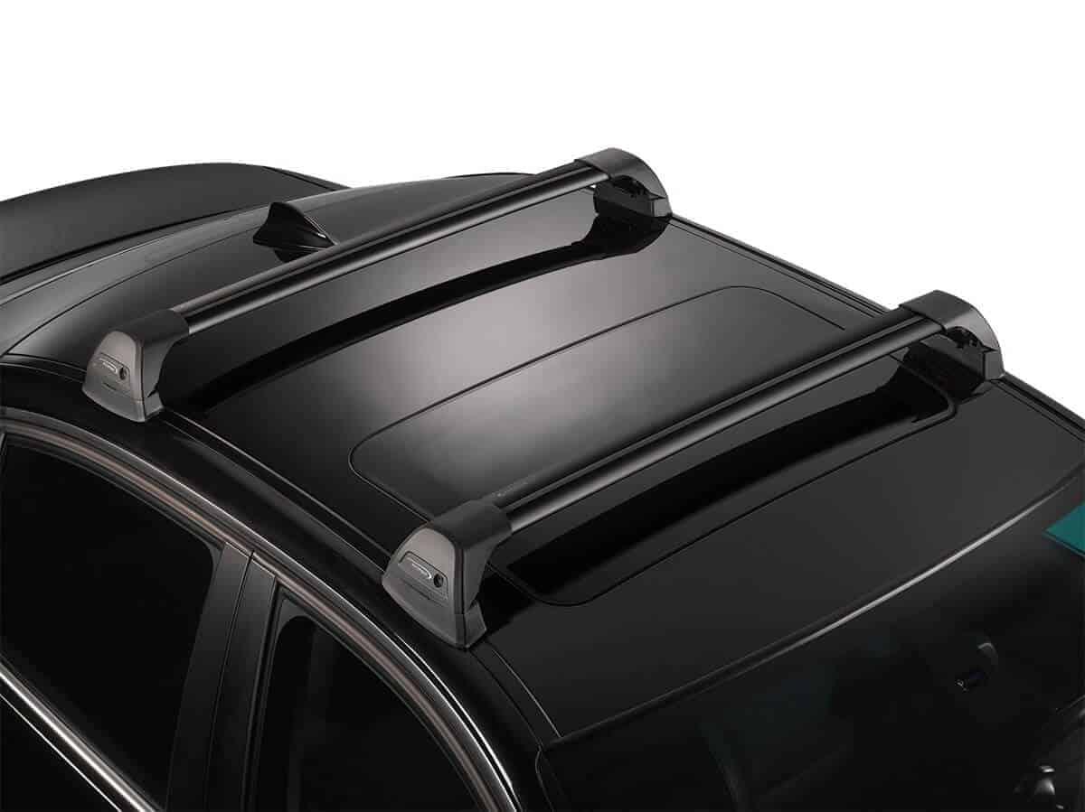 S24W WHISPBAR BLACK FLUSH /900mm -950mm