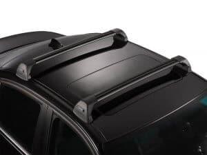 S4W WHISPBAR BLACK FLUSH / 900mm