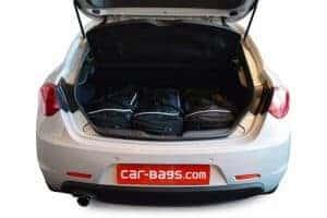 Alfa Romeo Giulietta 5d - 2010 en verder  - Car-bags tassen A10102S
