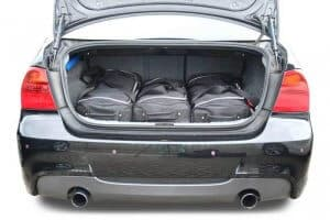 BMW 3 series (E90) 4d - 2005-2012  - Car-bags tassen B12001S