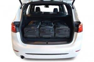 BMW 2 series Gran Tourer (F46) MPV - 2015 en verder  - Car-bags tassen B12601S