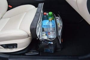 Car-Bags Koeltas 15 liter voor eten en drinken in de auto