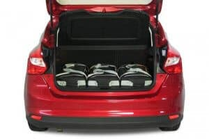 Ford Focus III 5d - 2011 en verder  - Car-bags tassen F10201S