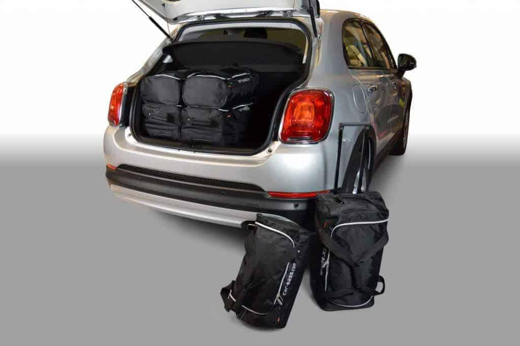 fiat 500x 5d 2015 en verder car bags tassen f20202s whispbar dakdrager online kopen. Black Bedroom Furniture Sets. Home Design Ideas