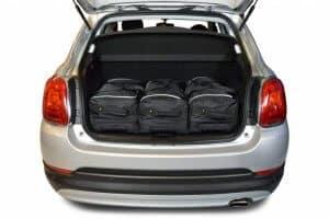Fiat 500X 5d - 2015 en verder  - Car-bags tassen F20202S