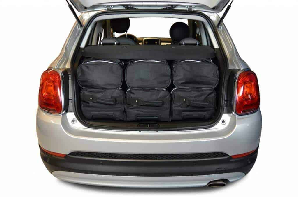 fiat 500x 5d 2015 en verder car bags tassen f20202s whispbar dakdrager online kopen. Black Bedroom Furniture Sets. Home Design Ideas