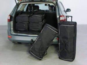 Ford Mondeo IV wagon - 2007-2014  - Car-bags tassen F10401S