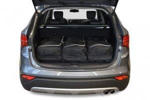 Hyundai Santa Fe (DM) SUV - 2012 en verder  - Car-bags tassen H10901S