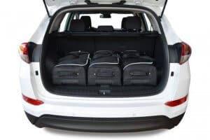 Hyundai Tucson (TL) SUV - 2015 en verder  - Car-bags tassen H11001S