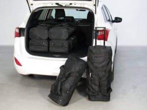 Hyundai i30 CW (GD) wagon - 2012-2017  - Car-bags tassen H10801S