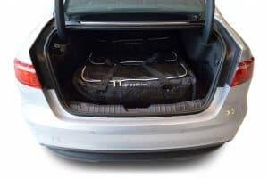 Jaguar XF (X260) SUV - 2015 en verder  - Car-bags tassen J20301S