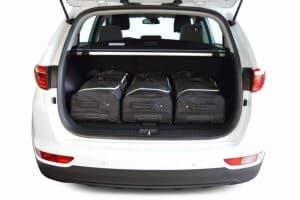 Kia Sportage IV (QL) SUV - 2015 en verder  - Car-bags tassen K11401S