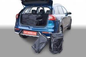 Kia Niro SUV - 2016 en verder  - Car-bags tassen K11501S