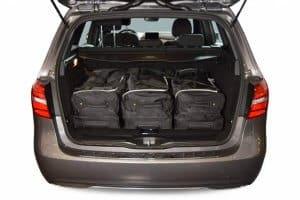 Mercedes B-Class (W246) 5d - 2011 en verder  - Car-bags tassen M21001S