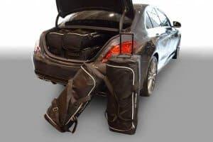 Mercedes C-Class (W205) 4d - 2014 en verder  - Car-bags tassen M21101S