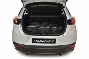 Mazda CX-3 SUV - 2015 en verder  - Car-bags tassen M30901S