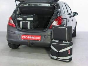 Opel Corsa D  5d - 2006-2014  - Car-bags tassen O10501S