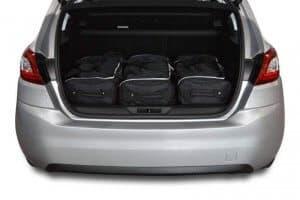 Peugeot 308 II 5d - 2013 en verder  - Car-bags tassen P11101S