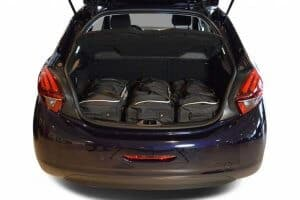 Peugeot 208 5d - 2012 en verder  - Car-bags tassen P11301S