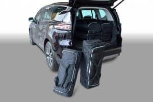 Renault Espace V MPV - 2015 en verder  - Car-bags tassen R10801S