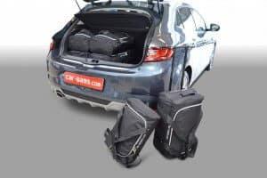 Renault Megane IV 5d - 2016 en verder  - Car-bags tassen R11001S