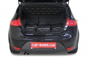 Seat Leon (1P) 3d & 5d - 2005-2012  - Car-bags tassen S30201S