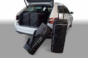 Skoda Superb III (3V) Combi wagon - 2015 en verder  - Car-bags tassen S50901S
