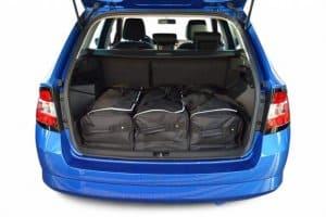 Skoda Fabia III (NJ) combi wagon - 2014 en verder  - Car-bags tassen S51001S