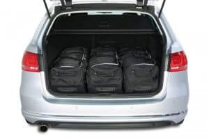 Volkswagen Golf Plus (1KP) 5d - 2004-2014  - Car-bags tassen V10401S