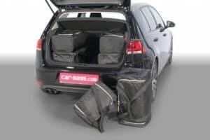 Volkswagen Golf VII (5G) Sportsvan MPV - 2014 en verder  - Car-bags tassen V11701S
