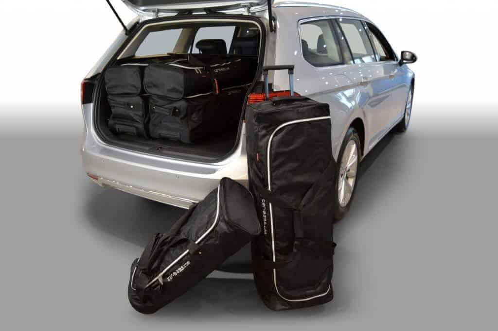volkswagen passat b8 variant wagon 2014 en verder car bags tassen v11901s whispbar. Black Bedroom Furniture Sets. Home Design Ideas