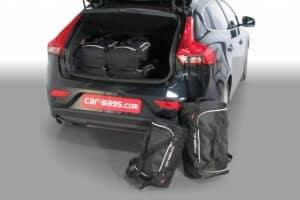 Volvo V40 (P1) 5d - 2012 en verder  - Car-bags tassen V21001S