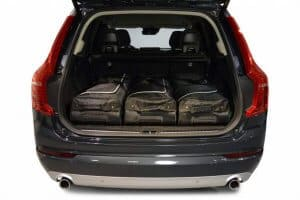 Volvo XC90 II SUV - 2015 en verder version with low boot floor (with tire repair set) - Car-bags tassen V21201S