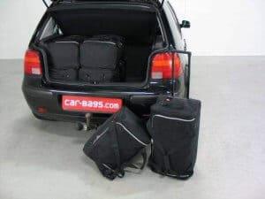 Volkswagen Golf IV (1J) 3d & 5d - 1997-2003  - Car-bags tassen V10301S