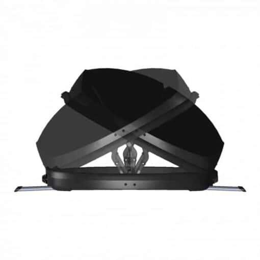Yakima Whispbar WB752-B dakkoffer Glossy Zwart