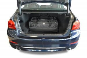 BMW 5 series (G30) 2017-heden 4d Car-Bags reistassenset