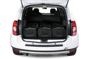 Dacia Duster 1 2010-2017 Car-Bags reistassenset
