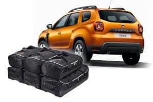Dacia Duster 2 2017-heden Car-Bags reistassenset