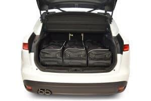Jaguar F-Pace (X761) 2016-heden Car-Bags reistassenset