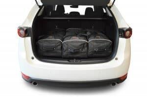 Mazda CX-5 (KF) 2017-heden Car-Bags reistassenset