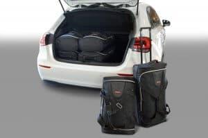 Mercedes-Benz A-Klasse (W177) 2018-heden Car-Bags reistassenset