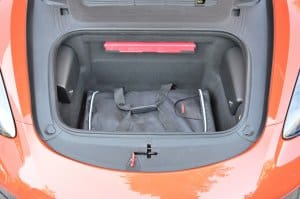 Porsche 718 Cayman / Boxster (982) 2016-heden Car-Bags reistassenset (2WD + 4WD)