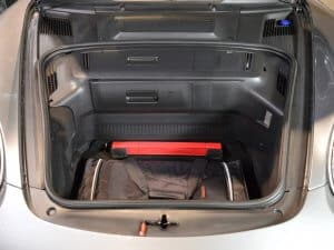 Porsche Cayman / Boxster (987) 2004-2012 Car-Bags reistassenset (2WD + 4WD zonder CD wisselaar)