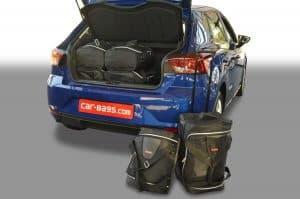 Seat Ibiza (6F) 2017-heden Car-Bags reistassenset