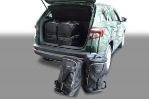 Skoda Karoq 2017-heden Car-Bags reistassenset