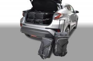 Toyota C-HR 2017-heden Car-Bags reistassenset