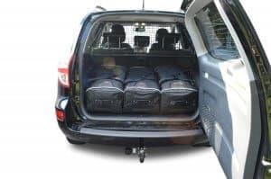 Toyota RAV4 III (XA30) 2005-2013 Car-Bags reistassenset