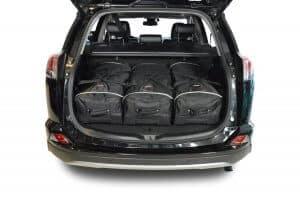 Toyota RAV4 IV Hybride (XA40) 2013-2018 Car-Bags reistassenset