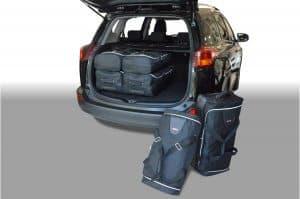 Toyota RAV4 IV (XA40) 2013-2018 Car-Bags reistassenset